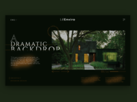 Le enviro Architect company home page