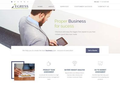 Egress - Solutions
