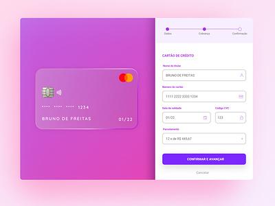 Credit Card Checkout #DailyUi uiuxdesign uidesign uxdesign design ux ui