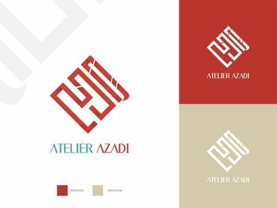 Atelier Azadi Furniture Logo Design