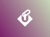 Blockchain logotype