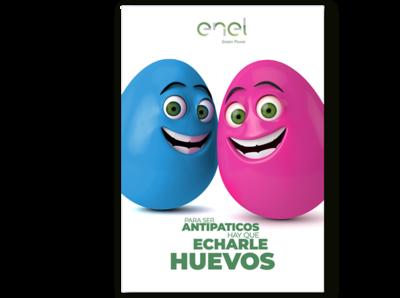ENEL - Hay que hacerle huevos para ser antipático