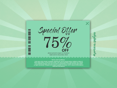 036 Special Offer