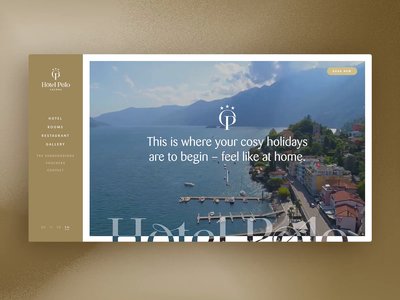 Hotel Polo Ascona – Website ascona switzerland hotel-website hotel home website frontend development webdesign design typo3