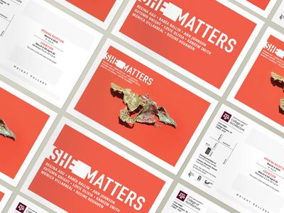 She Matters | Branding
