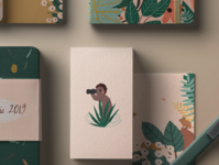 Illustration / Notebooks