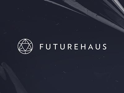 The new FH mark logotype icon rebrand design logo