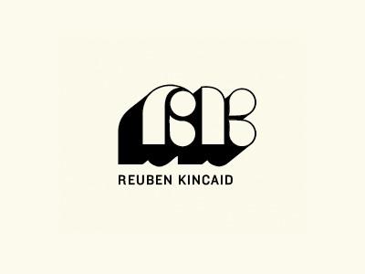 Rk2 logo identity rk letter