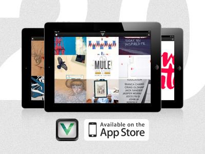 Visn 2.0 Available Now ios app ipad iphone visn