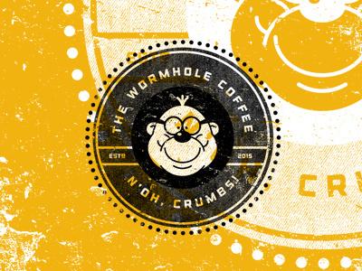 Wormhole + Penfold coffee penfold texture yellow wormhole seal