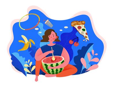 吃也能减肥