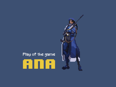 Pixel Ana
