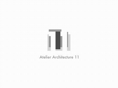 Atelier Architecture 11 vi graphic design logo