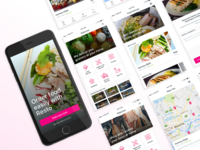 Food Ordering Concept App