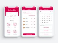 DeliverMe App