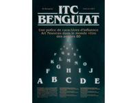 ITC Benguiat. Typographic poster