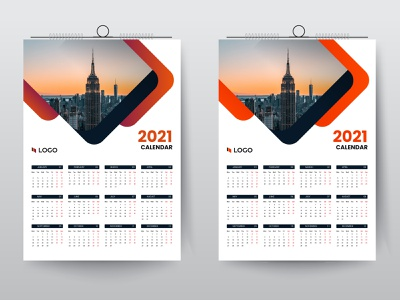 2021 calendar design template desk calendar vector design branding business advertising modern calendar business calendar corporate calendar calendar design calendar ui 2021 trend 2021 design 2021 calendar 2021