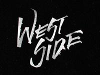 Westside calligraphy