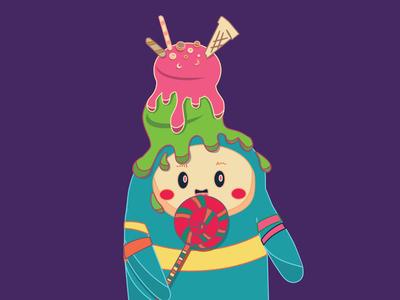 Icecream guy