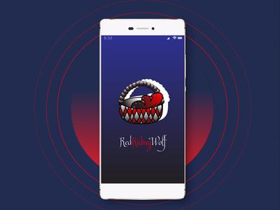 UI RedRidingWolf mobile game