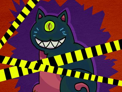 Desmond - the Nice Kitty