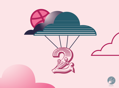 2 Dribbble invatations!