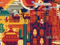 "Combination ""Morocco & Milano"""