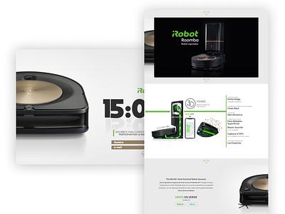 iRobot Roomba Chile