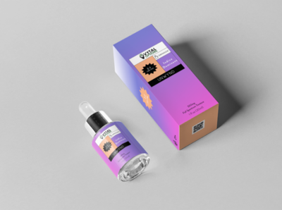 Tincture Package Design