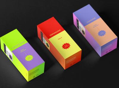 Neon Box Package Design cannabis logo cannabis packaging graphic design hemp cbd cbd oil brand identity brand design package design