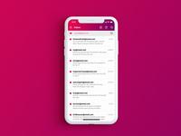 Nimbus Email App
