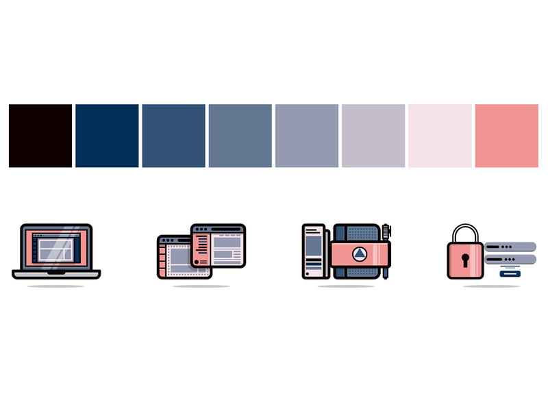 Pixel Perfect Icons application application ui application icon app pixel perfect icon pixel perfect icon vector ui illustrator illustration artwork design art