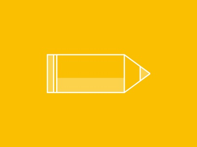 Great Minds Brand - Pencil vector illustration
