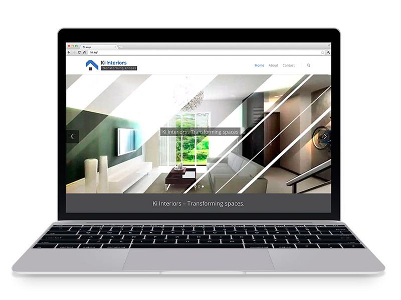 Unobvious yet Impactful Video Website video website sg singapore renovation floor plan ajax search web development web design interior design