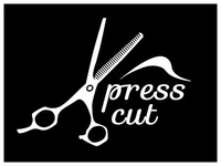 Logo Xpress Cut By Pageii Studio
