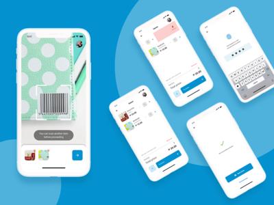 Honesty Store App Concept