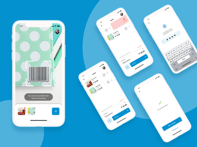 Honesty Store App Concept mobile-app ui-design store concept iosapp