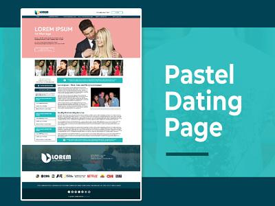 Pastel Color Dating Sites front end development uiux dating sites