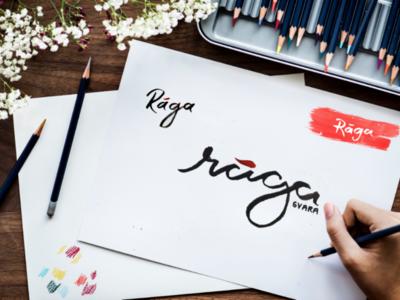 Raga - Typeface
