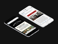 Responsive Newsletter Email Templates