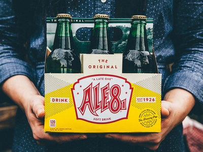 Ale-8-One Core Packaging