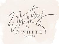Whiskey and White Handletter/Serif Combo