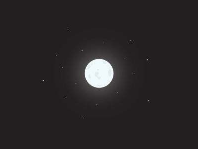 Moon Day illustration day moon