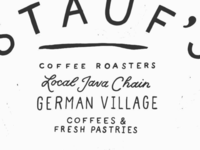 Stauf's Coffee