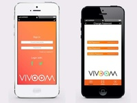 Vi.voom Account Screens