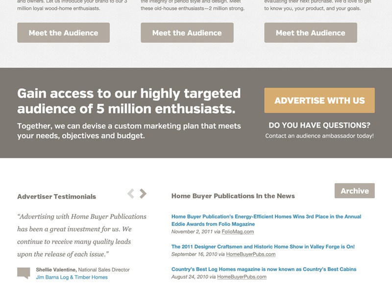 HBP — Detail hbp interactive interface flat website ux ui button