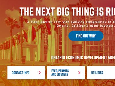 Ontario Thinks Business
