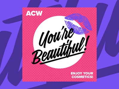 ACW — You're Beautiful