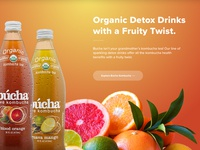 New Age Beverages — Búcha Kombucha