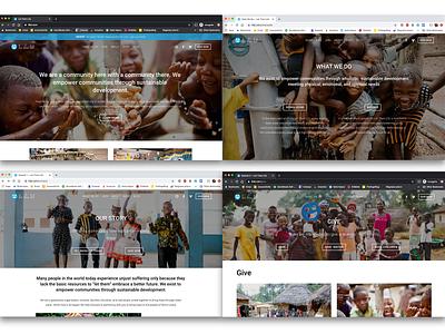 2020 LTLOL Website Redesign squarespace interaction design ui minimal web site website redesign branding